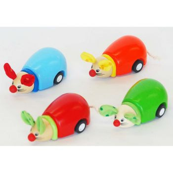 Pull Back Mouse 12pcs/box