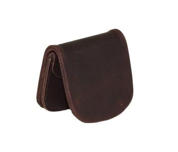 OPCHN | Oil Pull Up Leather Coin Pouch