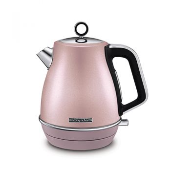 Morphy Richards Evoke Jug Kettle Rose Quartz - 104417