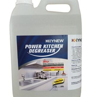 Keynew Power Non-Toxic Kitchen Degreaser - Formulated in Germany