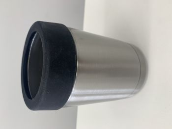 Stainless Steel Can/Bottle - Silver