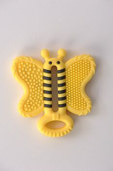 Toothbrush Teether Bee Brush