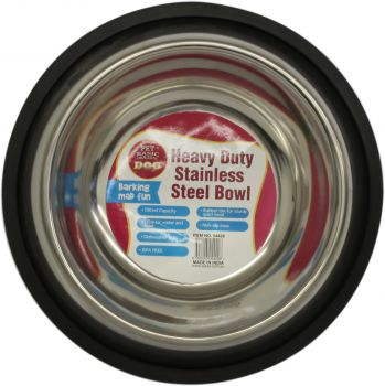 Dog Bowl Stainless Steel 1190ml