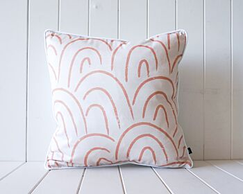 Indoor Cushion - Rainbow Pattern - 45x45