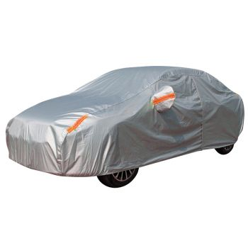 Waterproof Adjustable Large Car Rain Sun Dust UV Proof Protection Covers YXXL Size
