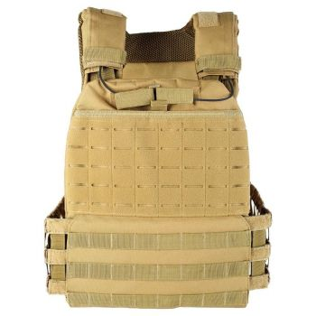 GND Weighted Tactical Vest - 3kg / Tan