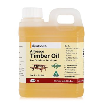 Alfresco Timber Oil Clear 1L