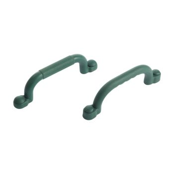 Lifespan Kids Plastic Handle Pair 235mm - Green