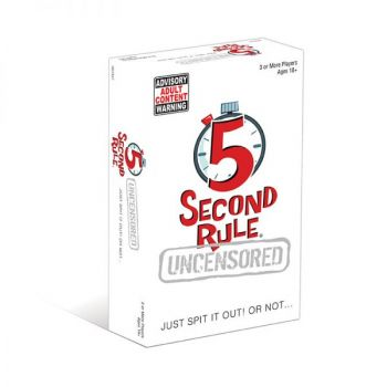 5 Second Rule® Uncensored