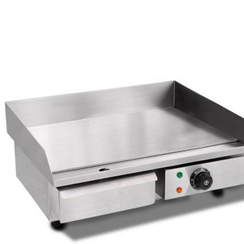 Thermomate Electric Griddle Grill BBQ Hot Plate Stainless Steel Commercial