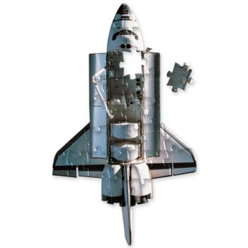 Floor Puzzle |  Space Shuttle | Space Jigsaw