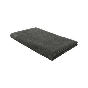 Costa Cotton Hand Towel 40x70cm Pewter
