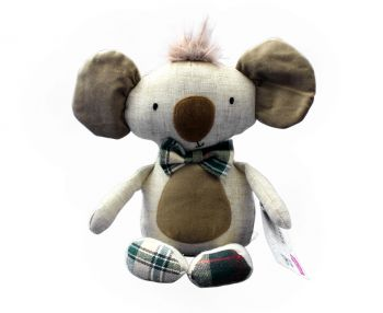 Plush Toy Koala - Bow Tie