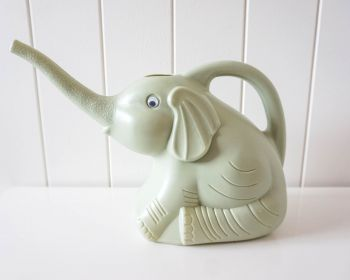 Watering Can - Elephant - Green - 29x21x11 (MIN 2)