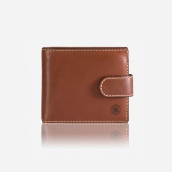 Texas Leather Wallet Clay