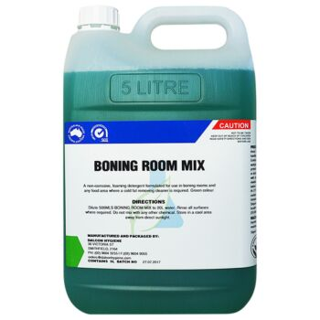 Boning Room Mix Liquid Cold Fat Remover for Abattoirs