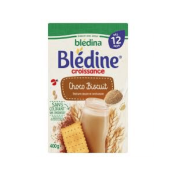 Bledina Croissance Choco / Biscuits (from 12 months old) 400g