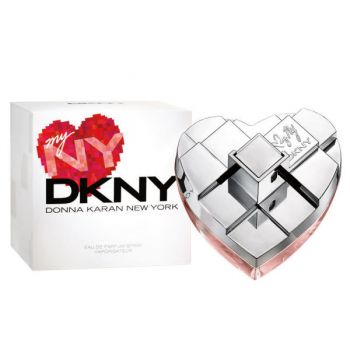 My NY by DKNY for Women (100ml) Eau de Parfum-BOTTLE