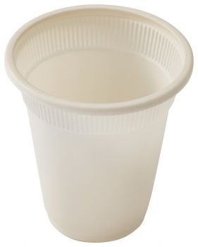 Cornstarch 237ml Cups (Natural) - 20pc