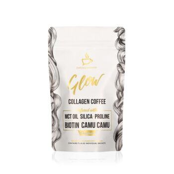 Before You Speak Coffee 7 Serve Trial Pouch - Glow Collagen Coffee