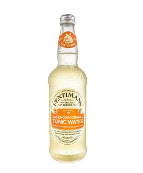 Fentimans Valencian Orange Tonic Water, 8 x 500ml