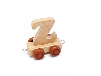 CARRIAGE LETTER Z