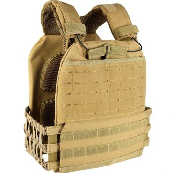 GND Weighted Tactical Vest - 1.5kg / Tan