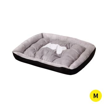 PaWz Pet Bed Bedding Cushion Soft Pad Medium in Black