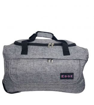 CARRY ON SIZE DUFFLE BAG ON WHEELS