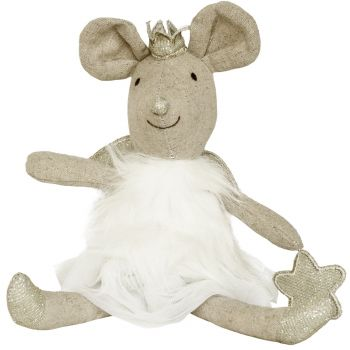 Mouse Baby Soft Toys - 28CM