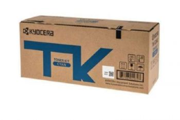 Kyocera TK-5284 Cyan Toner Cartridge- Estimated Page Yield 11000 pages - TK5284C