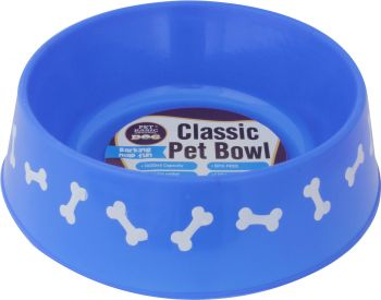 Dog Bowl Plastic 1400ml