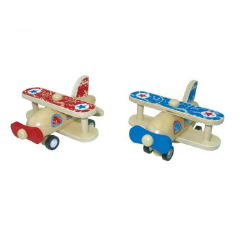 Wooden Plane 6pcs/box