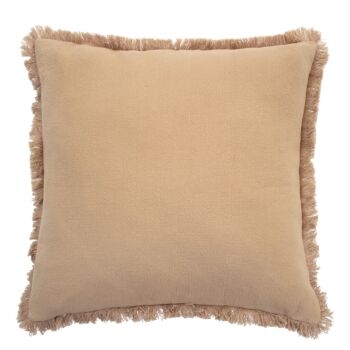 Avoca Cushion 50x50cm Bisque