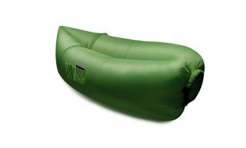 Inflatable Swimming Pool Air Bag Sofa in Olive Colour