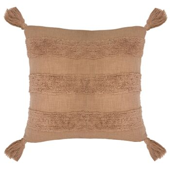 Hope Square Cushion 45x45cm Bisque
