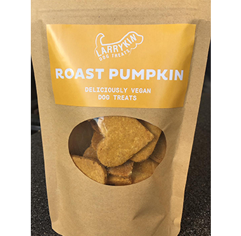 Roast Pumpkin Treats