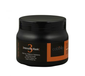 Cabello Professional Intensive Mask 'Keep Me Hot'