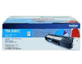 Brother TN340 Cyan Toner Cartridge - Estimated Page Yield: 1,500 pages