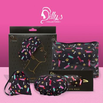 Dog Print Medium Beauty Story Set