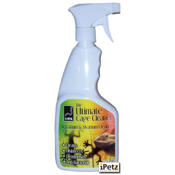 ULTIMATE REPTILE SUPPLIERS CAGE CLEANER 500ML