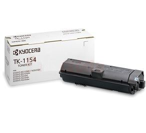 Kyocera TK-1154 Toner Kit - Estimated Page Yield of 3000 pages