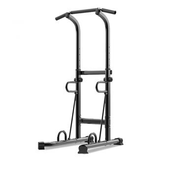 JMQ 4-in-1 Multi-functional Chin Up Pull Up Power Tower Station Home Gym Workout