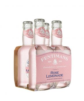 Fentimans Rose Lemonade, 6 x 4 200ml Pack