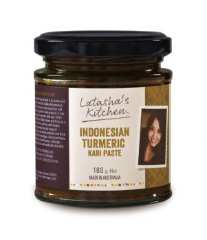 Indonesian Turmeric Kari Paste (Concentrate)