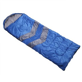 Mountview Outdoor Sleeping Single Thermal Bag in Blue Colour