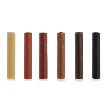 Beeswax Filler Sticks 6 Colour Pack