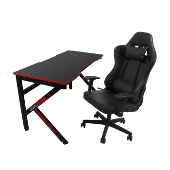Levede Computer Gaming Chair in Black