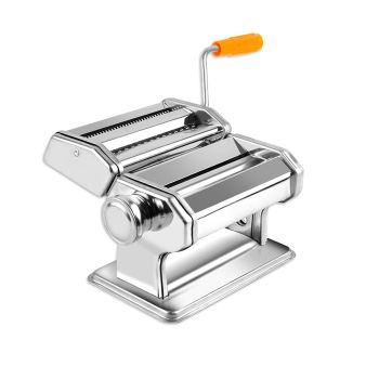 150mm Stainless Steel Pasta Making Machine Food Maker 100% Genuine Silver