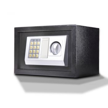 16L Electronic Safe Digital Cash Deposit Password Security Box